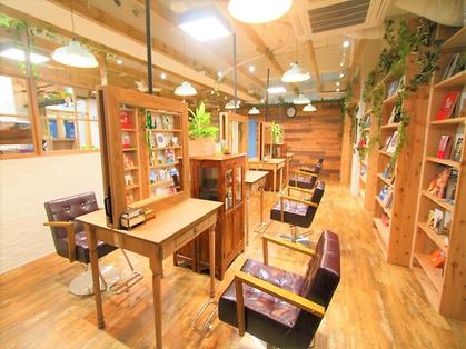 little×aimer 仙台2号店 【リトル エメ】(仙台・石巻・古川/美容室)の写真