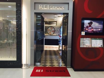 REI  Street 【レイストリート】(長崎・佐世保/美容室)の写真