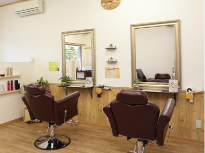 Hair Design OASI(加古川・姫路/美容室)の写真