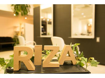 HAIR MAKE RIZA ヘアメイクリザ(札幌/美容室)の写真