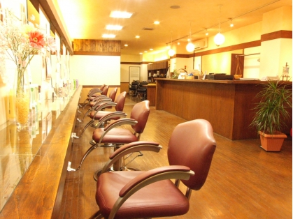 BELLEZA 【ベリューサ】 円山裏参道店(札幌/美容室)の写真