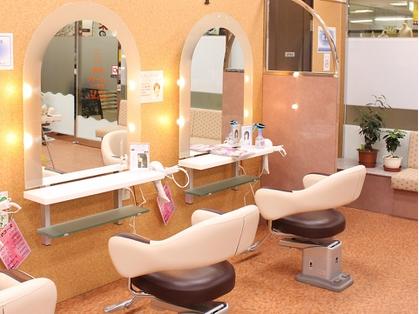 美容プラージュ 鹿児島2号店(鹿児島・薩摩川内/美容室)の写真
