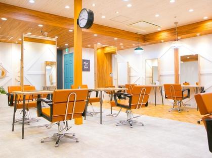 Agu hair poro【アグ ヘアー ポロ】札幌11号店【2月26日オープン】(札幌/美容室)の写真