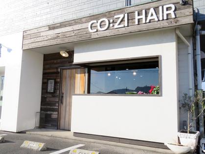 CO:ZI HAIR(鹿児島・薩摩川内/美容室)の写真