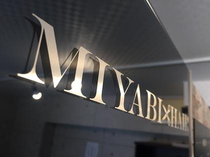MIYABI HAIR 【ミヤビヘアー】(札幌/美容室)の写真
