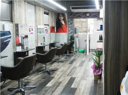 hair Pride's 横浜店【ヘアープライズ】(横浜/美容室)の写真