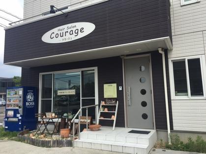 Hair Salon Courage【ヘアー サロン クラージュ】(福島・郡山・いわき・会津若松/美容室)の写真