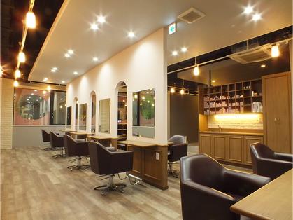 Arrange & Blow bar topico 【トーピコ】(札幌/美容室)の写真