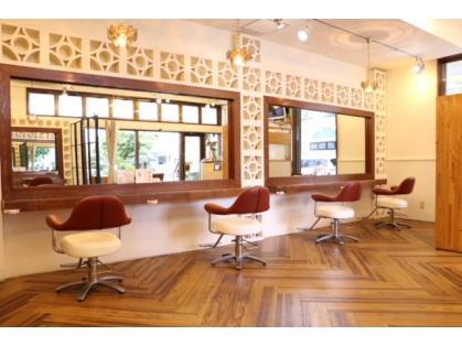 hair make Wam garden【ワムガーデン】(那覇・名護・離島/美容室)の写真