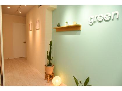 ヘッドスパサロン   green【ヘッドスパサロン   グリーン】(神戸・元町・三宮・灘区/美容室)の写真