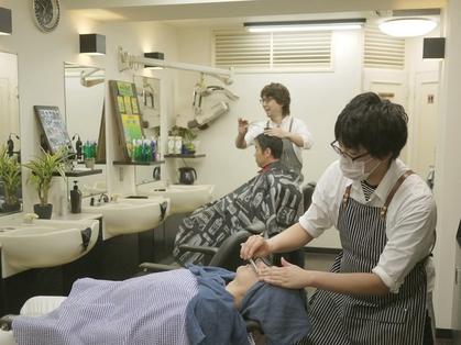 理容室クレオ 新宿(新宿・代々木・高田馬場/美容室)の写真