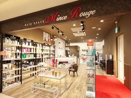 Mince Rouge 博多マルイ店 【マンス ルージュ ハカタマルイテン】(福岡市/美容室)の写真