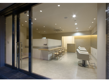 ベルジュバンス認定サロン  L'Etoile 【レトワール】(神戸・元町・三宮・灘区/美容室)の写真