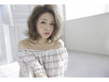 anfy of hair(和歌山・有田・御坊/美容室)の写真