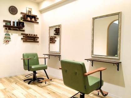 hair atelier COCO(和歌山・有田・御坊/美容室)の写真