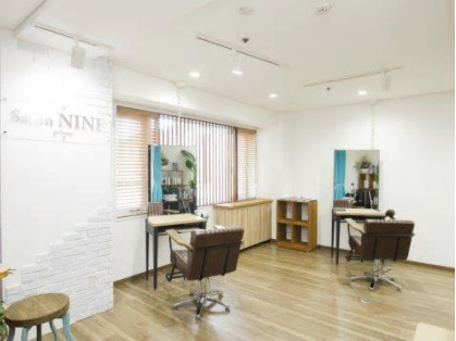 Salon NINE. Private(サロンナインプライベート) (札幌/美容室)の写真