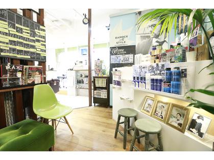 髪や 目黒店(目黒・小山台・五反田・旗の台/美容室)の写真