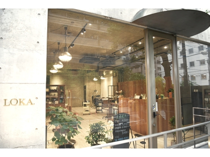 LOKA.【ロカ】(梅田・京橋/美容室)の写真