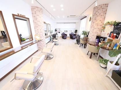 REST HAIR(和歌山・有田・御坊/美容室)の写真