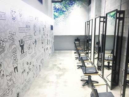 TOKYO88 【トウキョウ エイティエイト】(六本木・赤坂・麻布・白金/美容室)の写真