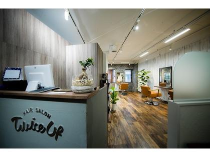 Twice Up 【トワイスアップ】(池袋・巣鴨・田端・目白台/美容室)の写真