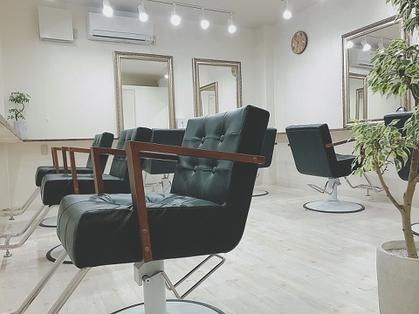 hairset & extension SHARE【シェア】(梅田・京橋/美容室)の写真