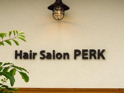 Hair Salon PERK(鹿児島・薩摩川内/美容室)の写真