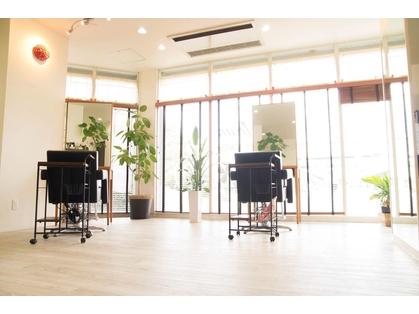 Nana hair/salon【ナナヘアーサロン】(北九州市/美容室)の写真