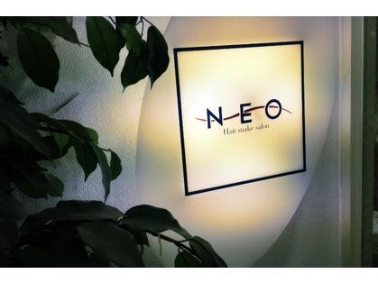 HairMakeSalon NEO【ヘアメイクサロン ネオ】(札幌/美容室)の写真