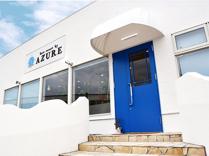 hair resort by AZURE(熊本・天草/美容室)の写真