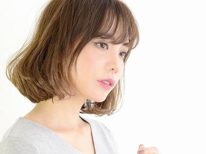 HAIR & MAKE EARTH 麻生店(札幌/美容室)の写真