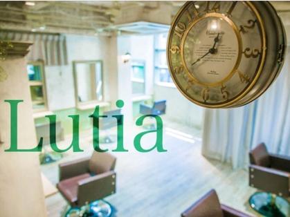 Lutia(新宿・代々木・高田馬場/美容室)の写真