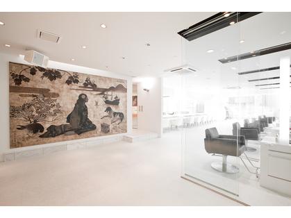 in&yang トアロード 【インアンドヤング トアロード】(神戸・元町・三宮・灘区/美容室)の写真