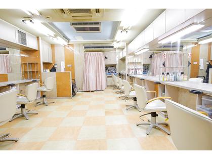 ベラ美容室(新宿・代々木・高田馬場/美容室)の写真