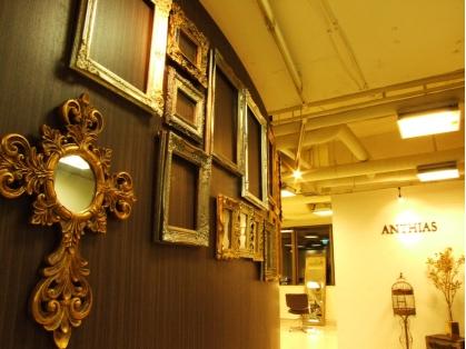 ANTHIAS 【アンティアス】(札幌/美容室)の写真