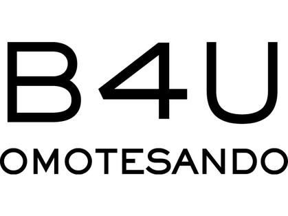 B4U omotesando 【ビーフォーユーオモテサンドウ】(原宿・表参道・青山/美容室)の写真