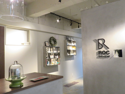 ROC bouquet(札幌/美容室)の写真