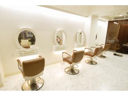 L'ALLURE GINZA ラリュール ギンザ(銀座・東京丸の内/美容室)の写真