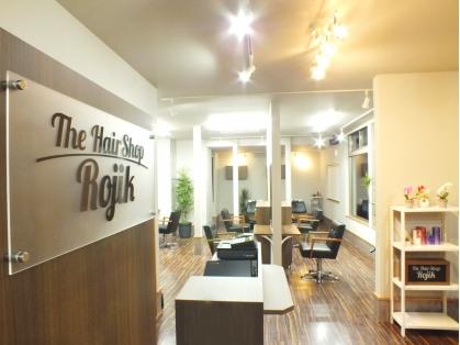 The Hair Shop Rojik 【ロジック】(福島・郡山・いわき・会津若松/美容室)の写真