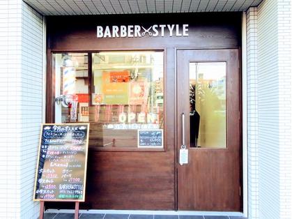 BARBER STYLE【バーバースタイル】(北九州市/美容室)の写真