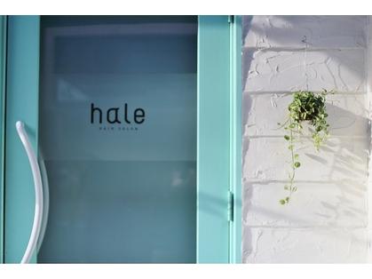 hale 中目黒(自由が丘・中目黒/美容室)の写真
