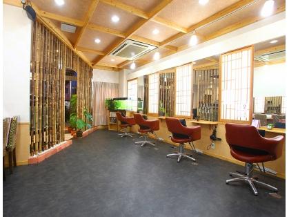 一人静(福島・野田・大正・西淀川/美容室)の写真