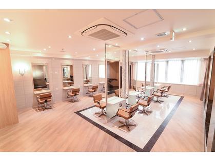AROMA hair room 銀座店 【アロマ ヘアー ルーム】 (銀座・東京丸の内/美容室)の写真