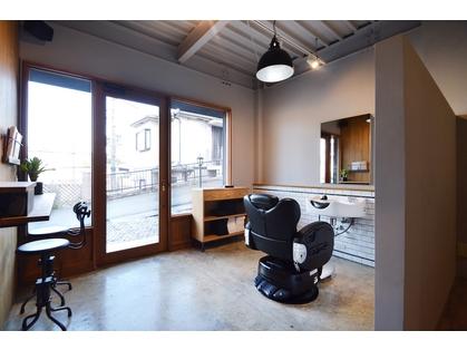 Barber&Nail blend(高槻・茨木・吹田・豊中・箕面/美容室)の写真
