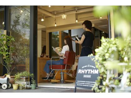 RHYTHM 【リズム】(原宿・表参道・青山/美容室)の写真