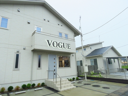 CREATIVE SPACE VOGUE (福島・郡山・いわき・会津若松/美容室)の写真