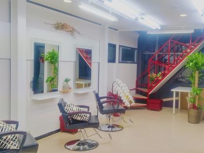 HANBI【ハンビ】美容室(新宿・代々木・高田馬場/美容室)の写真