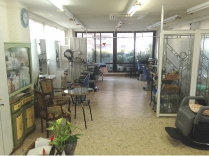 チャーム岡本店【チャーム】(神戸・元町・三宮・灘区/美容室)の写真