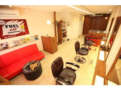 Hub hair service (福島・野田・大正・西淀川/美容室)の写真