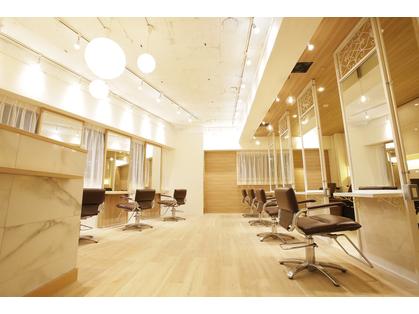 AROMA hair house 【アロマ ヘアー ハウス】 新宿2号店(新宿・代々木・高田馬場/美容室)の写真
